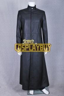 The Matrix Neo Leather Coat