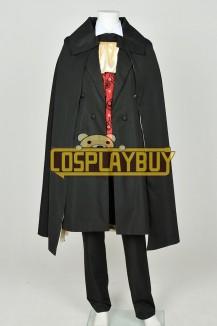 The Phantom Of The Opera Costume Erik Trench Coat