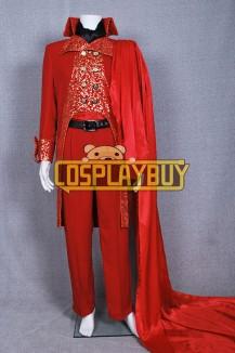 The Phantom of the Opera Costume Phantom Uniform