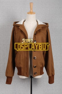 Twilight Costume Bella Swan Brown Jacket