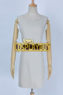 Twilight Costume Bella White Dress