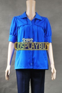 Twilight New Moon Costume Alice Blue Shirt