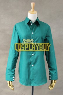 Twilight New Moon Costume Bella Green Shirt