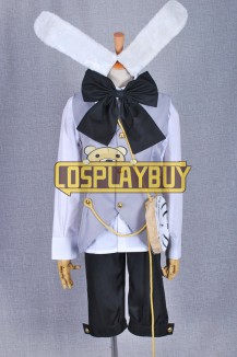 Vocaloid 2 Cosplay Alice in Musicland Len Costume