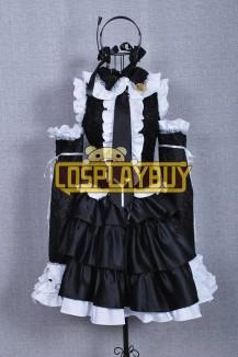 Vocaloid 2 Anti The Infinite Holic Cosplay Hatsune Miku Dress