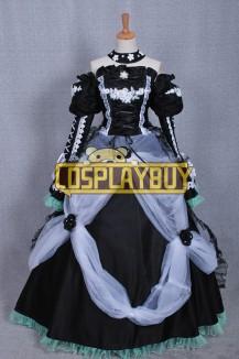 Vocaloid 2 Cosplay Cantarella Hatsune Miku Dress
