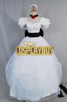 Vocaloid 2 Cosplay Cendrillon Hatsune Miku Dress