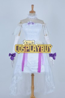 Vocaloid 2 Cosplay Hatsune Miku Sapporo Concert Dress