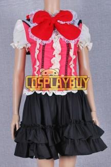 Vocaloid 2 Cosplay Hatsune Miku Lots of Laugh Dress