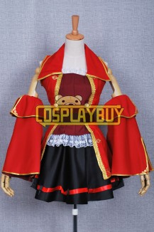Vocaloid 2 Cosplay Hatsune Miku Project Diva Pirate Costume