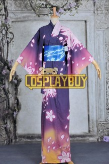 Vocaloid 2 Cosplay Megurine Luka Kimono