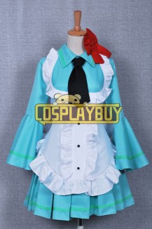 Vocaloid 2 Cosplay Mr.Alice Hatsune Miku Dress