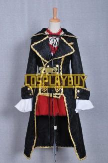 Vocaloid 2 Cosplay Meiko Costume