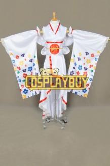 Vocaloid 2020 Cosplay Hatsune Miku Kimono