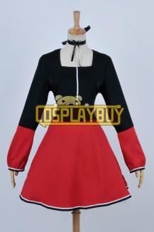 Vocaloid 3 Cosplay CUL Black Red Dress