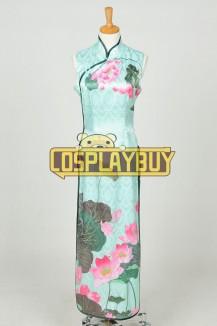 Vocaloid Cosplay Perfume HurlyBurly Gumi Cheongsam