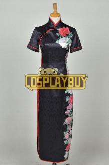 Vocaloid Cosplay Perfume HurlyBurly Haku Cheongsam