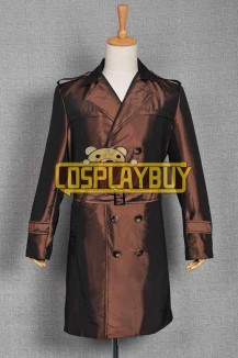 Watchmen Costume Rorschach Trench Coat