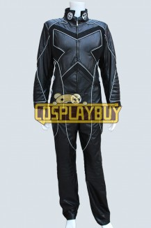 X-Men Wolverine Deluxe Silver Line Costume