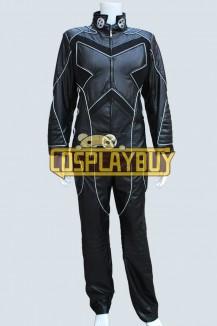 X-Men Wolverine Deluxe Silver Line Costume