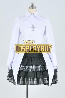 Yosuga No Sora Cosplay Sora Kasugano Girl Uniform