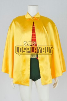 Batman 1966 Robin Cape Costume