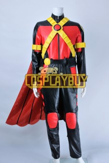 Young Justice Cosplay Robin Jumpsuit