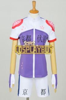 Yowamushi Cosplay Pedal Racing Uniform