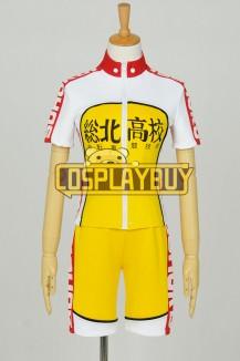 Yowamushi Pedal Cosplay Sakamichi Onoda Uniform