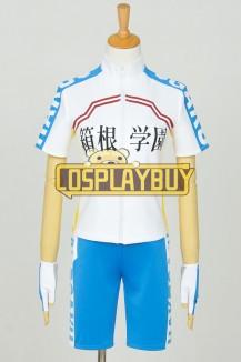 Yowamushi Pedal Cosplay Sangaku Manami Uniform