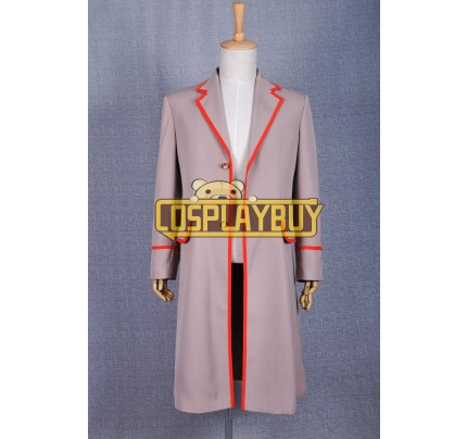 Doctor Who The 5th Peter Davison Trench Coat