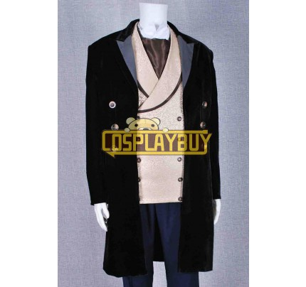 Doctor Who The 8th Paul McGann Costume