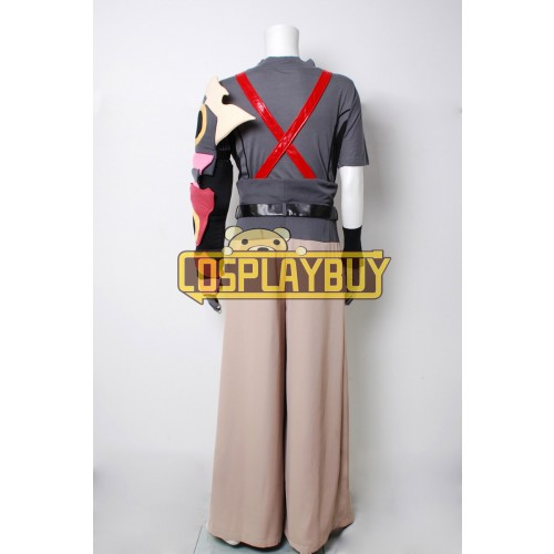 Kingdom Hearts Birth By Sleep Terra Outfits Cosplay Costume